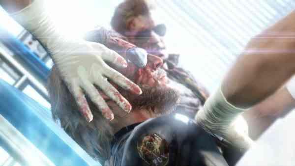 Metal Gear Solid V The Phantom Pain Screen 6