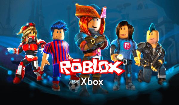 Roblox Xbox Ad