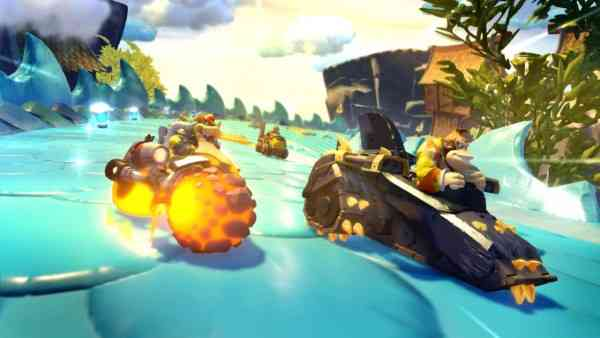 SSC_Nintendo_Bowser Burn Cycle & Donkey Kong Shark Tank 2