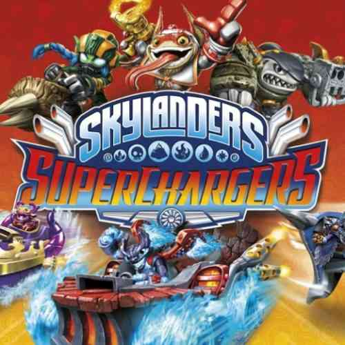 Skylanders SuperCharged featured Old & New