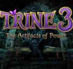 Trine 3 Artifacts of Power Cover