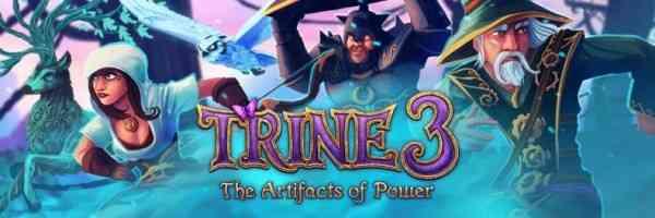 Trine 3 banner