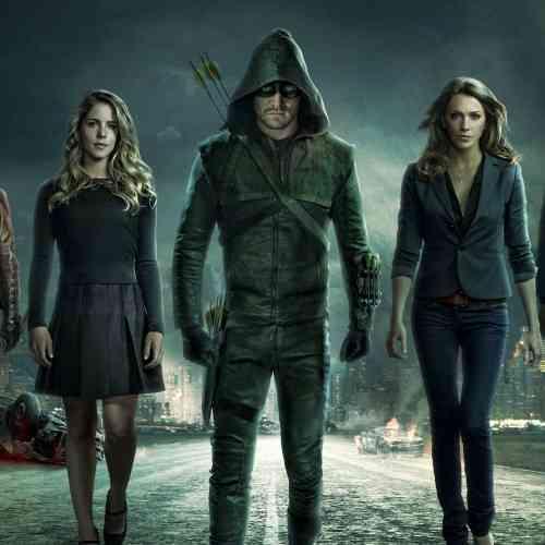 Arrow Featured