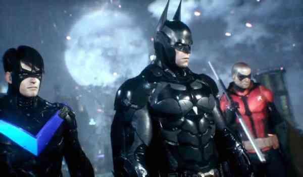Batman: Arkham Crisis