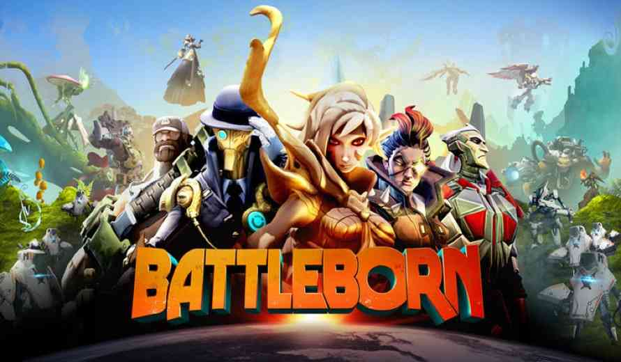 Battleborn Now Available...For Everyone!