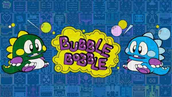 Bub Bubble Bobble