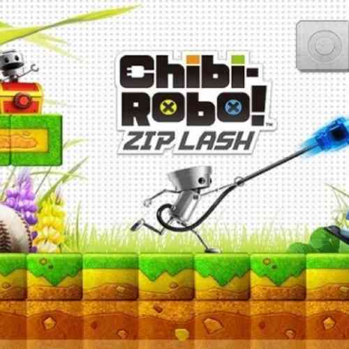 Chibi Robo! Zip Lash featured (old and new)