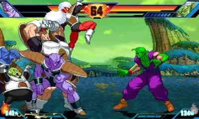 Dragon Ball Z Extreme Butoden Screen 2
