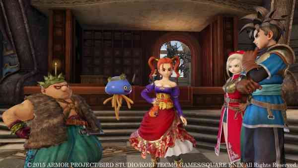 Dragon Quest Heroes pic 1