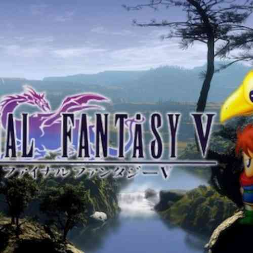 Final Fantasy V featured (old and new)