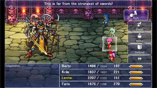Final Fantasy V pc pic 4
