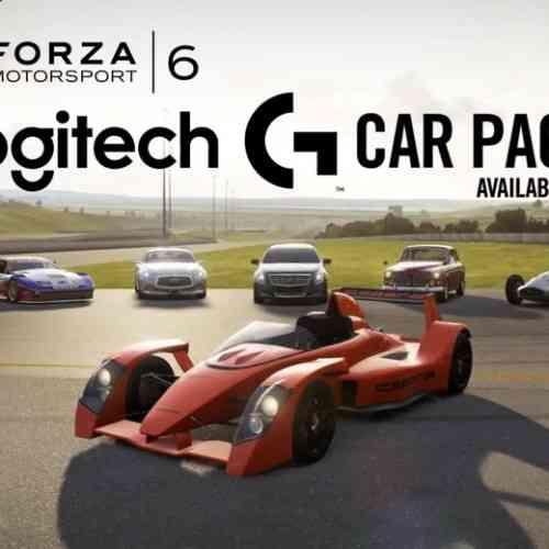 Logitech Car Pack fetaured