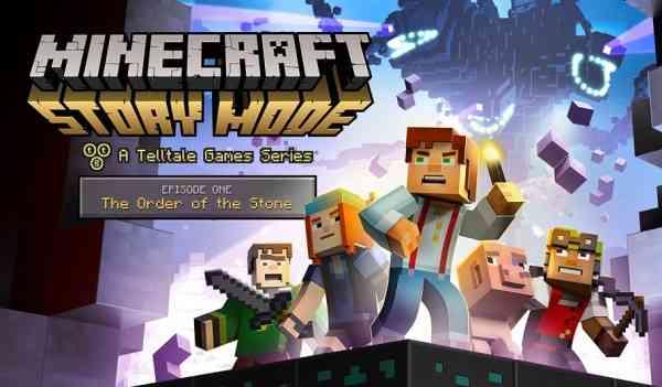 Minecraft: Story Mode Episodes