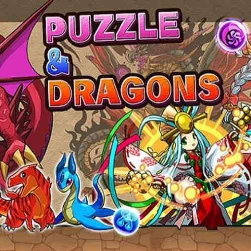 Puzzle & Dragons misc featured (old and new)