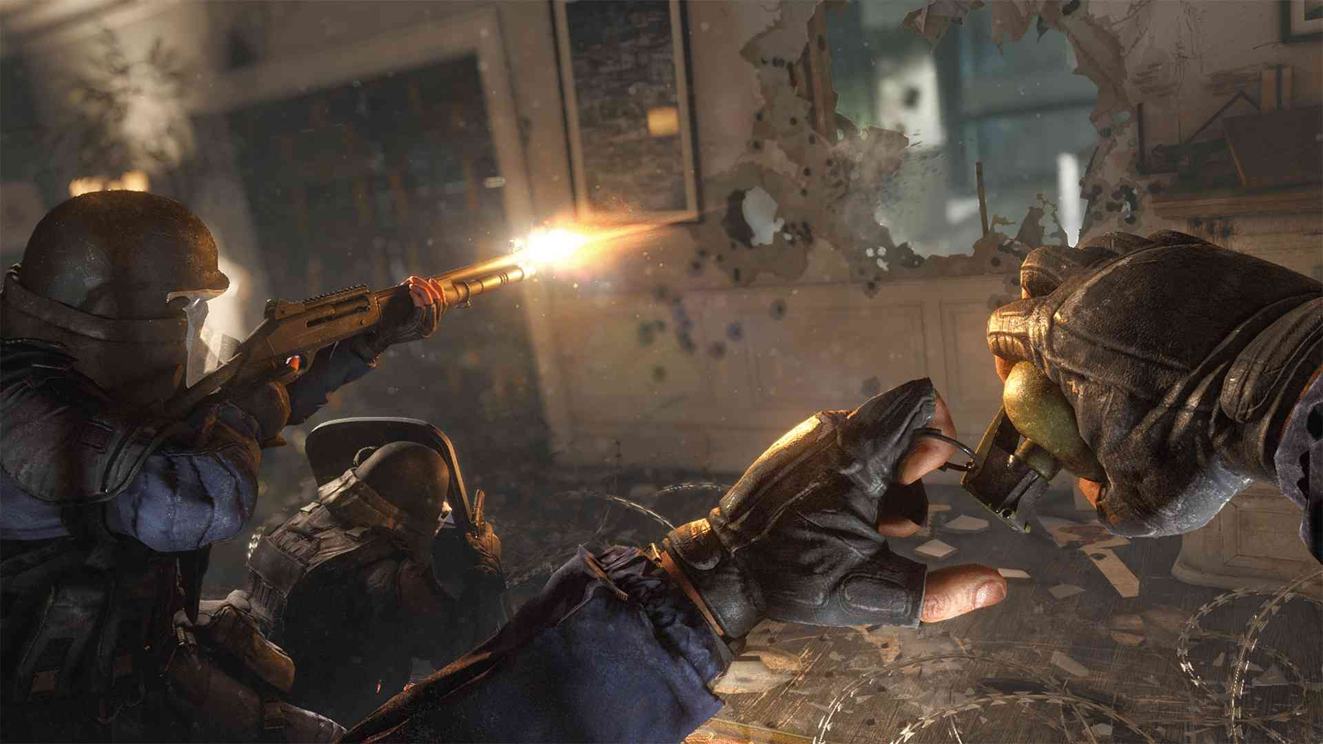 Rainbow Six Siege Preview - Poor Visuals & Unbalanced, But Still An