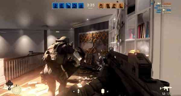 Rainbow Six Siege Screen 4 Oct 2015
