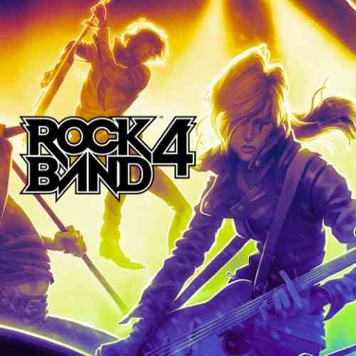 Rock Band 4 featured (old and new)
