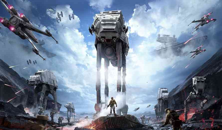 Check Out the Trailer For the New Star Wars Battlefront 2 Update