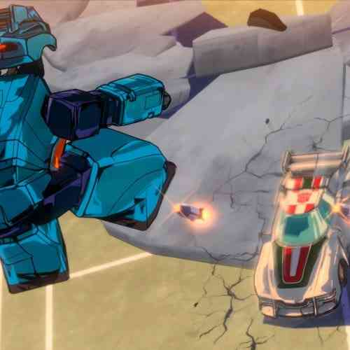 Transformers Devastation 2