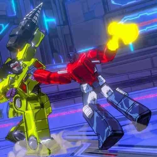 Transformers Devastation 7