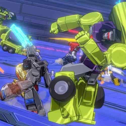 Transformers Devastation 8