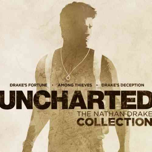 Uncharted Nathan Drake Collection featrued (old and new)