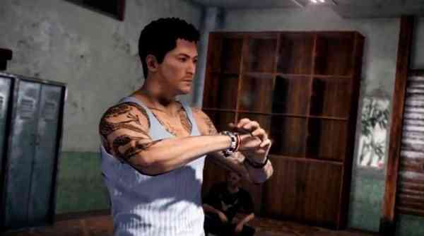 Original Film make a spectacular movie based on the game Sleeping Dogs