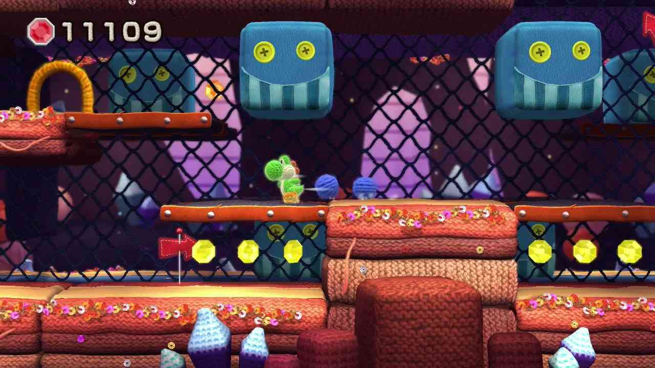 Mario Kart Tokyo >> Yoshi's Woolly World Review - Classic Nintendo Gameplay in a Cutesy Package - COGconnected