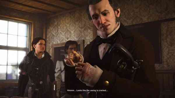 Assassin's Creed Syndicate Alexander Graham Bell