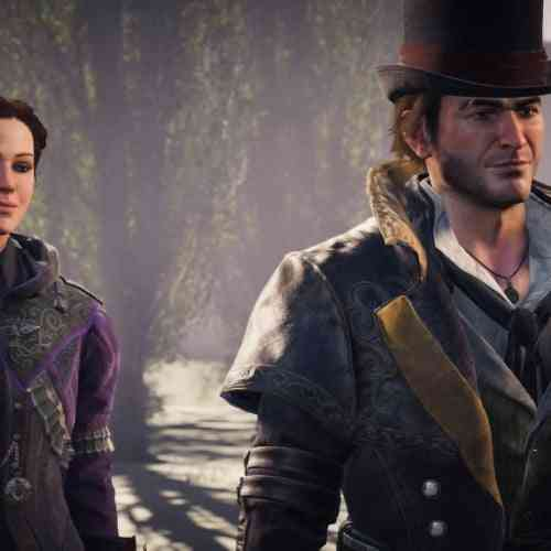 Assassin's Creed Syndicate Evie & Jacob Frye 1
