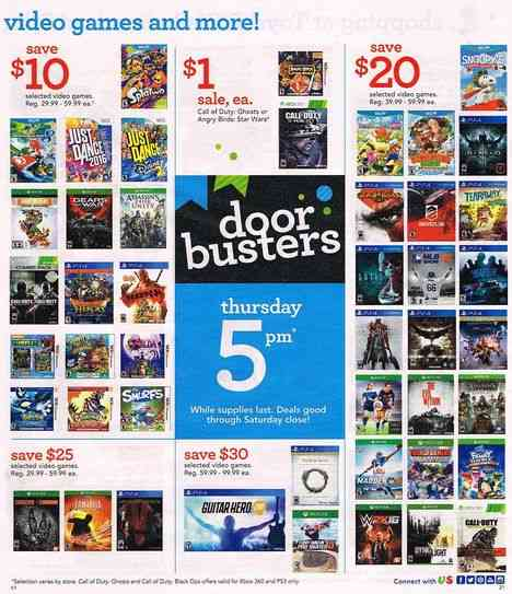 The Ultimate Black Friday Game Deals Mega Guide Page 2