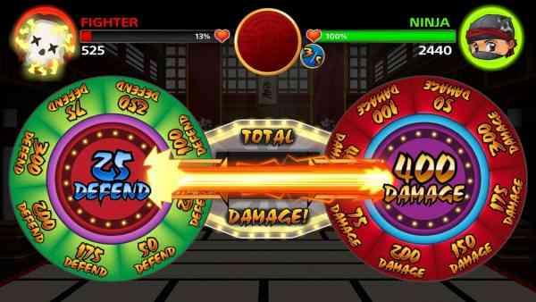 Battle Trivia Knockout Screen 3
