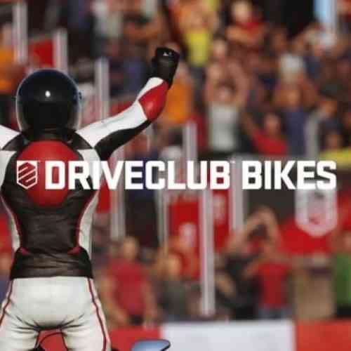 DriveClub Bikes featured (old and new)