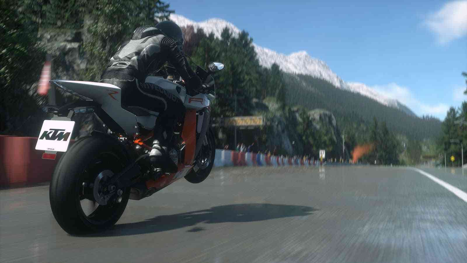 driveclub bikes review two wheels are just as fun as four in this expansion pack cogconnected. Black Bedroom Furniture Sets. Home Design Ideas
