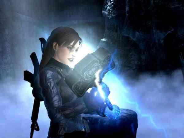 Lara Mjolnir Tomb Raider