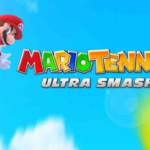 Mario Tennis Ultra Smash featured (old and new)