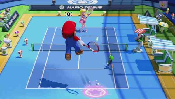 Mario Tennis Ultra Smash pic 1