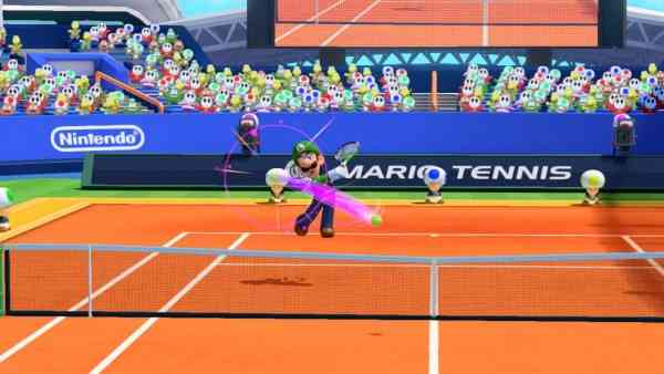 Mario Tennis Ultra Smash pic 6