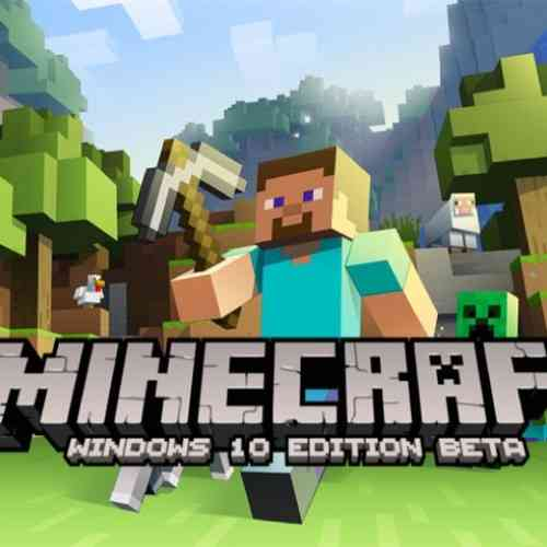 Minecraft Win 10 Edition Beta featured (old and new)
