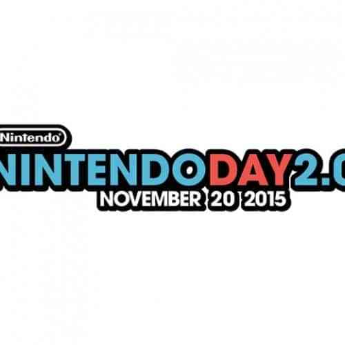 Nintendo Day 2.0 logo featured