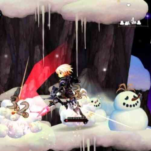 Odin Sphere Leifthrasir misc pic for featured (old and new)