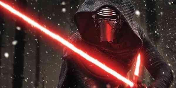 Star Wars The Force Awakens Saber