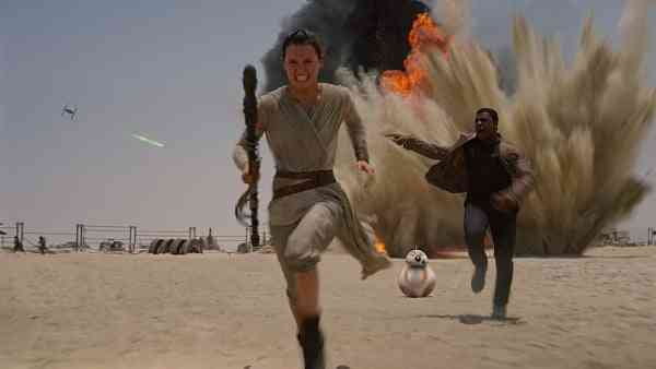 Star Wars The Force Awakens Screen