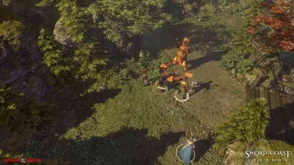 Sword Coast Legends Screen 2