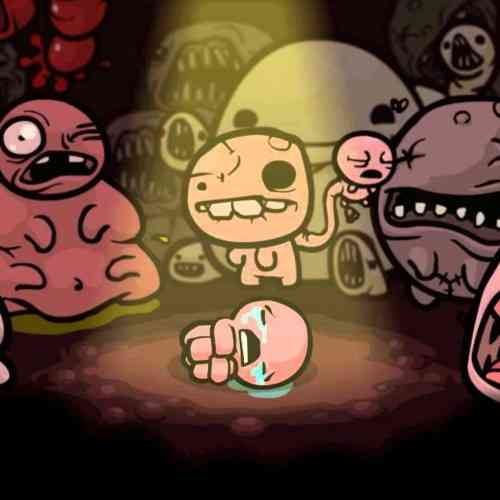 The Binding of Isaac Afterbirth Wide