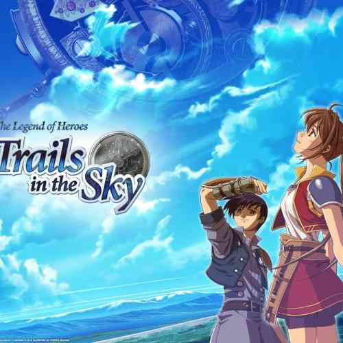 The Legend Of Heroes Trails In The Sky Game Art