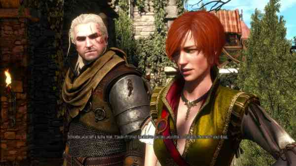 The Witcher 3 patch