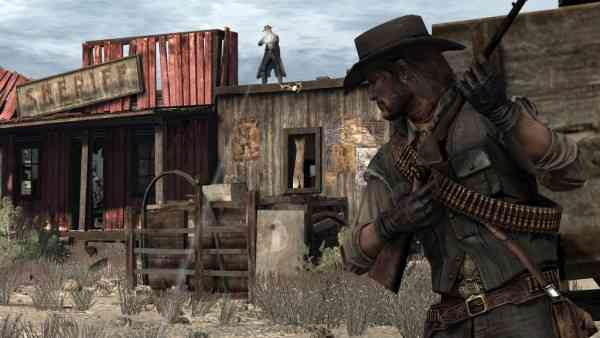 Top 5 Backwards Red Dead Redemption