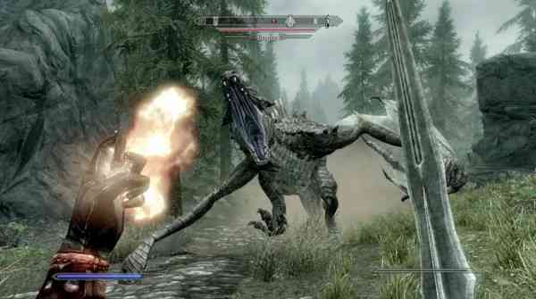 Top 5 Backwards Skyrim