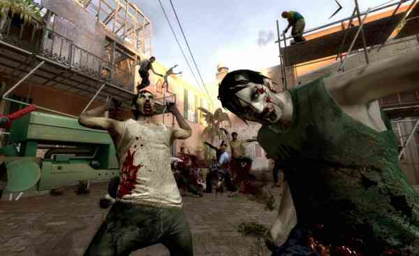 Top 5 Backwawards Left 4 Dead 2